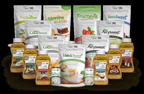 steviva natural sweeteners