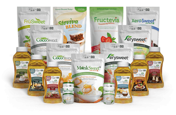 steviva natural sweeteners