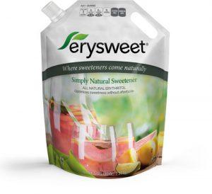Erysweet erythritol sweetener- 5 lb Bag
