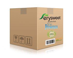 Erysweet 100 Powdered Erythritol Sweetener - 25 KG Bulk