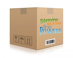 Steviva Blend FINE POWDER Sweetener - 25 KG Bulk