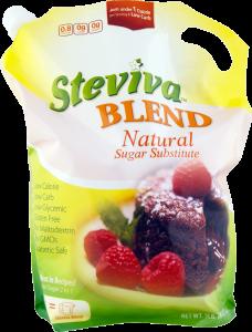 Steviva Blend stevia sweetener - 5 lb Bulk Bag