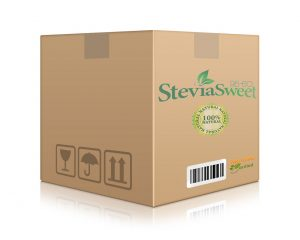 SteviaSweet 95-60 - Pure Stevia Extract Powder - 20 KG Wholesale