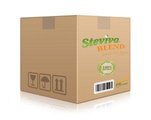 Steviva Blend stevia sweetener for cooking and baking - 25 KG Bulk