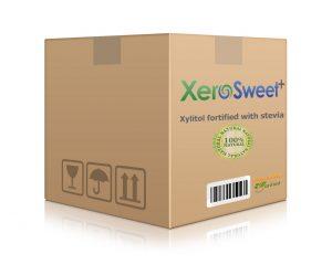 XeroSweet+ stevia fortified xylitol sweetener - 25 KG Bulk