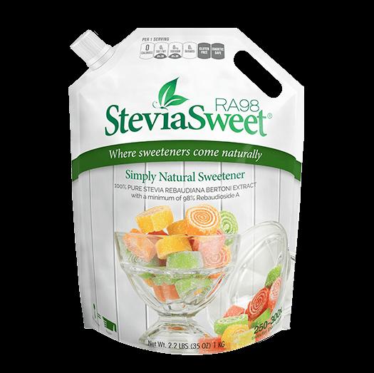 SteviaSweet RA98