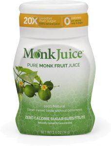 MonkJuice Monk Fruit Juice Concentrate